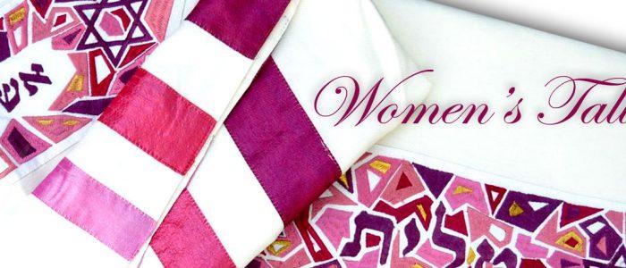 Tallit for Women
